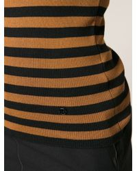 Gucci Sailor Striped Top - Lyst