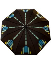 Raindance Umbrellas - Bijoux Aqua & Lime - Lyst