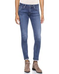 Citizens Of Humanity Arielle Skinny Jeans - Lyst