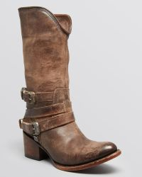 Freebird by Steven - Boots Pikes High Buckle - Lyst