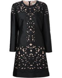 Temperley London Lace Boxy Dress - Lyst