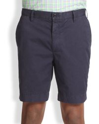 Polo Ralph Lauren Straight-Fit Newport Chino Shorts - Lyst