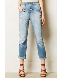 Closed Pedal Pusher Jeans - Lyst