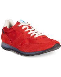 Diesel Sharkoon Choplow Sneakers - Lyst