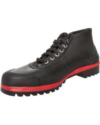 Comme des Garçons - Novesta Rubber Ankle Boot Black - Lyst