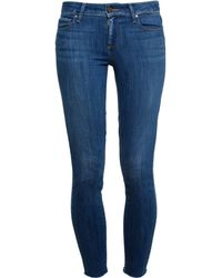 Paige Verdugo Ultra Skinny Jeans - Lyst