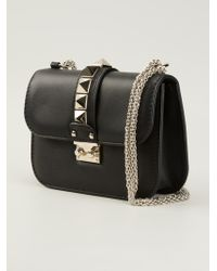 Valentino Rockstud Mini Shoulder Bag - Lyst