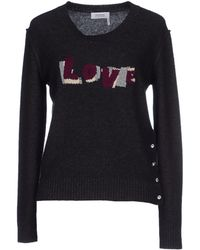 Sonia by Sonia Rykiel Jumper gray - Lyst