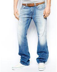 Diesel Blue Jeans Larkee - Lyst