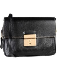 Marc Jacobs Black Handbag - Lyst