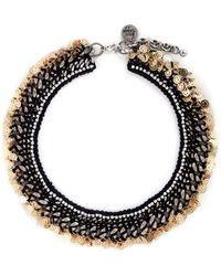 Venessa Arizaga - 'shiny Happy People' Necklace - Lyst
