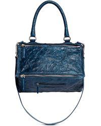 Givenchy | 'pandora' Medium Pepe Sheepskin Leather Bag | Lyst