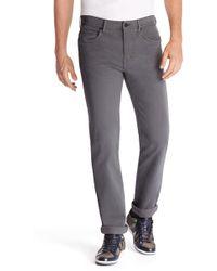 Boss Green Deam 30  Regular Fit Stretch Cotton Jeans - Lyst