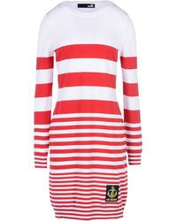 Love Moschino | Short Dress | Lyst
