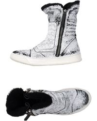BB Washed by Bruno Bordese | High-tops & Trainers | Lyst