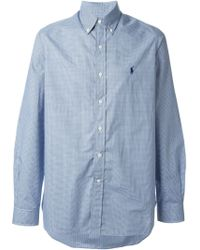 Polo Ralph Lauren Checked Shirt - Lyst