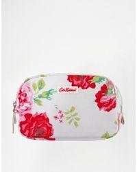Cath Kidston Classic Box Makeup Case With Nylon Zip - Lyst