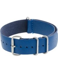 J.Crew - Leather Watch Strap - Lyst