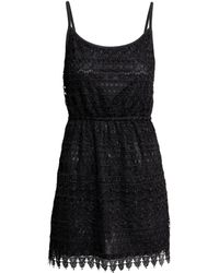 H&M Lace Dress - Lyst