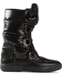 Moncler Catherine Snow Boots - Lyst