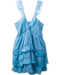 Etoile Isabel Marant 'Casey' Dress - Lyst