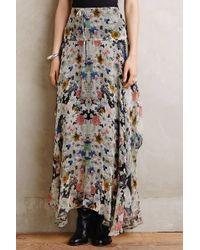 Twelfth Street Cynthia Vincent | Catteleya Silk Maxi Skirt | Lyst
