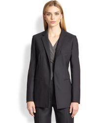 Max Mara Tilde Wool & Silk Jacket - Lyst