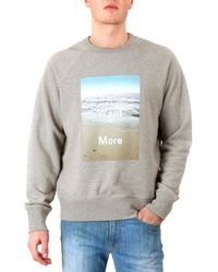 Acne Studios I Want More Sweatshirt - Lyst