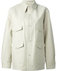 Christophe Lemaire - Field Jacket - Lyst