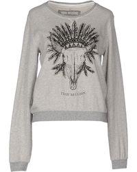 True Religion - Sweatshirt - Lyst