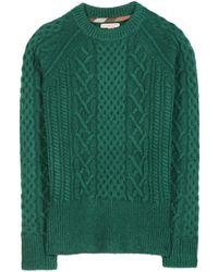 Burberry Brit - Wool-Blend Sweater - Lyst