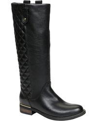 Aldo Durantaye Block Heel Tall Boots - Lyst