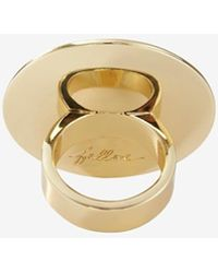 Fallon | Tonne Disc Ring | Lyst