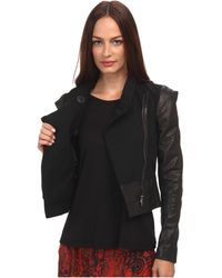 Vivienne Westwood Anglomania Leather State Jacket - Lyst