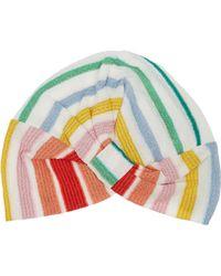 Missoni Striped Crochet-knit Turban - Lyst