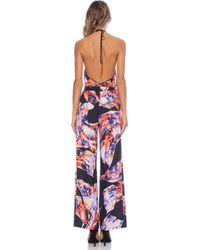 Clover Canyon - Spanish Shawl Jumpsuit - Lyst