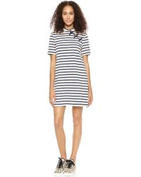Marc By Marc Jacobs Jacquelyn Stripe Dress  - Lyst