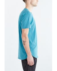 Feathers - Twisted Neck Tee - Lyst