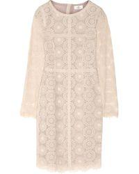 Day Birger Et Mikkelsen Veneer Embroidered Tulle Dress - Lyst