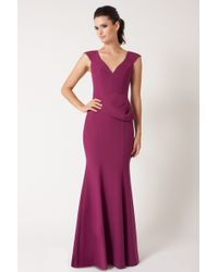 Black Halo Wren Gown - Lyst
