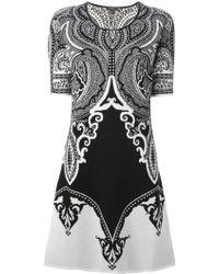 Etro Knit Dress - Lyst