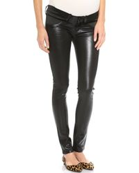 Citizens Of Humanity Racer Skinny Maternity Jeans - Lyst