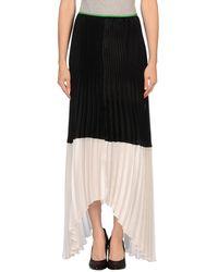 Celine Long Skirt - Lyst