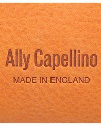 Ally Capellino - Orange Katherine Sunglasses Case - Lyst
