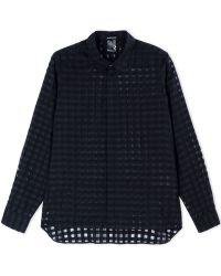 Ann Demeulemeester | Long Sleeve Shirt | Lyst