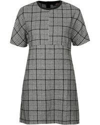 Topshop Womens Kayla Dress by Motel  Black - Lyst