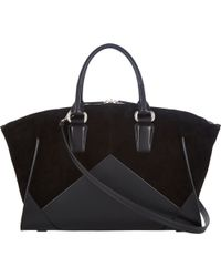 Narciso Rodriguez Trapezoidal Duffel - Lyst