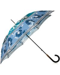 Burberry Prorsum - Floral-Print Walking Umbrella - Lyst