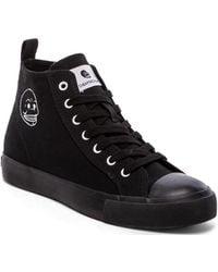 Cheap Monday Base High Top Sneaker - Lyst