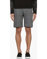 Surface To Air Marled Grey Axel Shorts - Lyst
